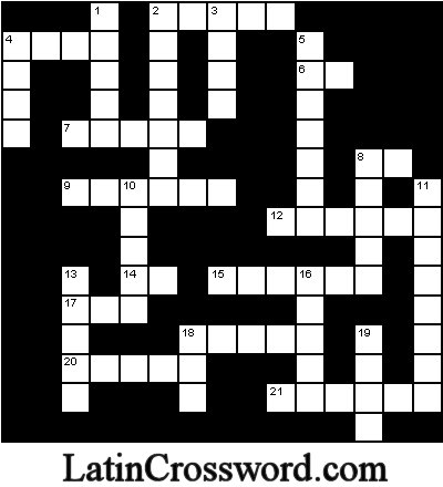 Version Of The Crossword Puzzle